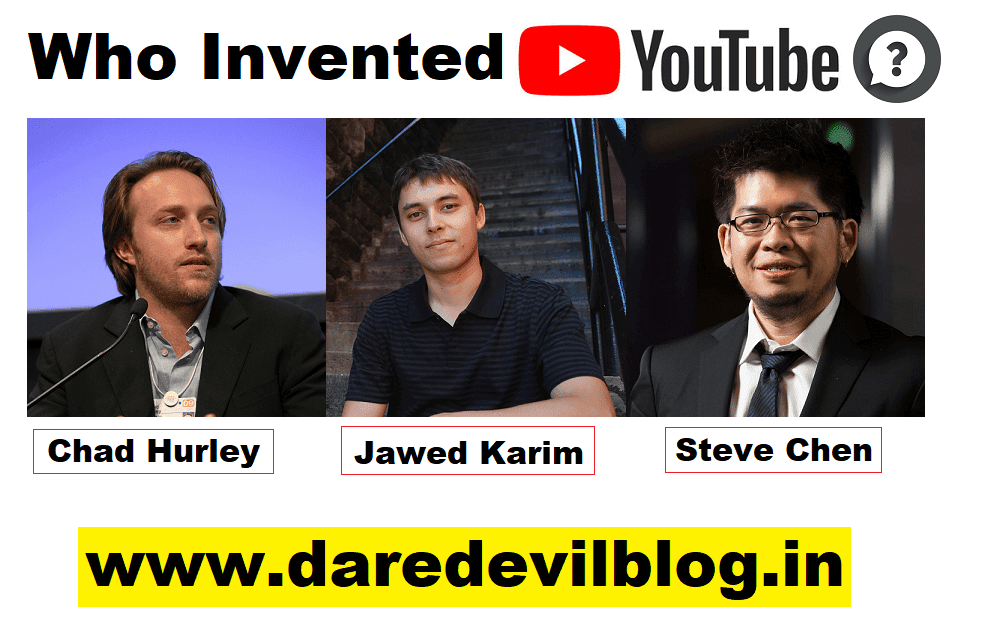 Who Invented YouTube?