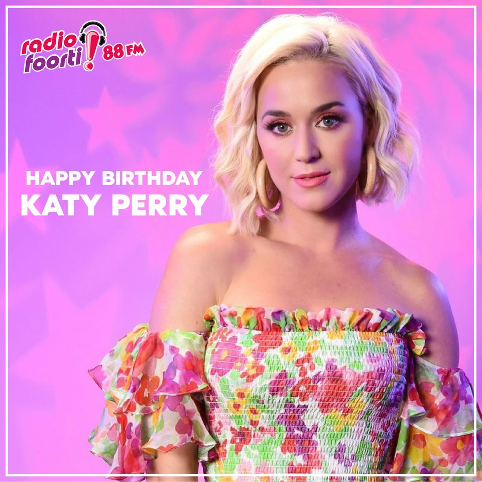 Katy Perry's Birthday Wishes Awesome Images, Pictures, Photos, Wallpapers