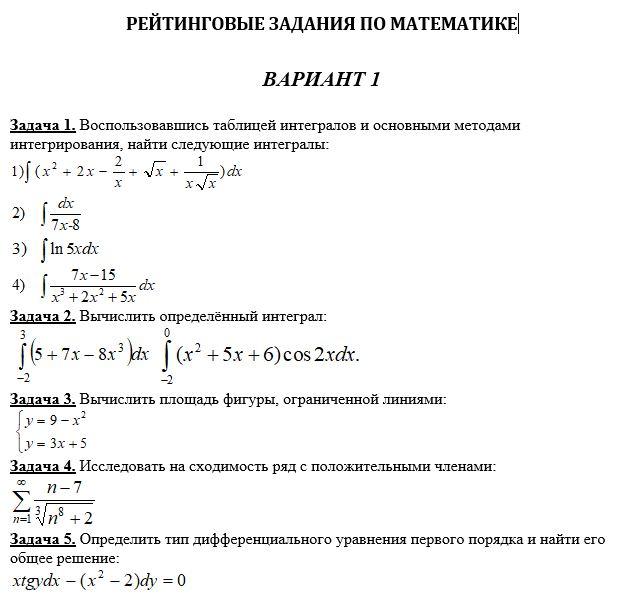 Рейтинговая математика