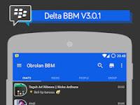 Delta BBM Android V2.11.0.18 Apk Terbaru