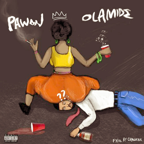 "Olamide rolls out a brand new single titled ""Pawon"""