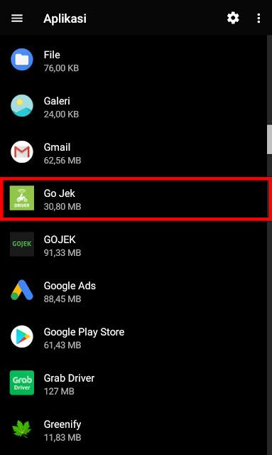 Tips & Trik Gojek: Cara Menghilangkan Notif Terdeteksi Menggunakan Fake GPS/Tuyul