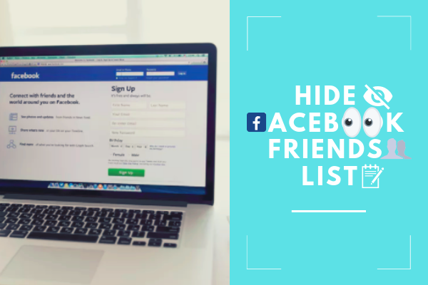 Hide Your Friends List On Facebook<br/>