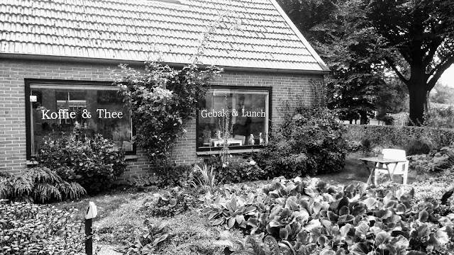 Cafe Kopje Genieten, Netherlands