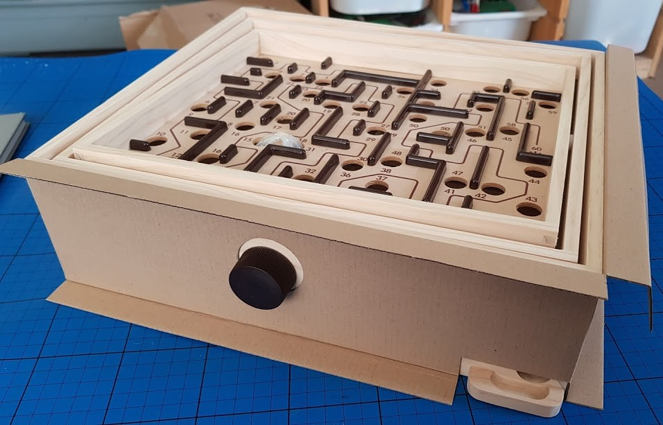 The Brick Castle Classic Brio Labyrinth Review Wooden