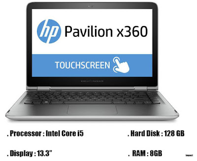HP x360 13-s128nr