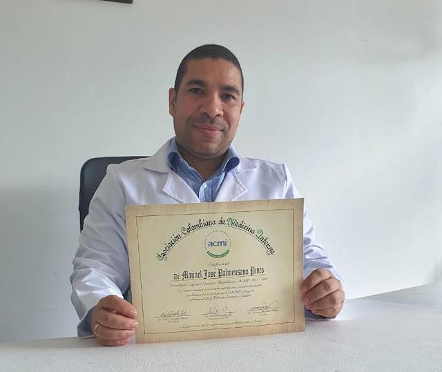https://www.notasrosas.com/Un guajiro es el nuevo presidente de la Asociación de Medicina Interna, Capítulo Guajira-Magdalena