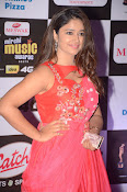 Poonma Bajwa at Mirchi Music Awards-thumbnail-16