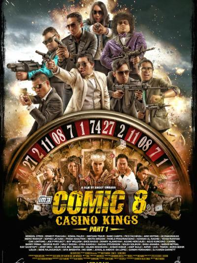 Download Film Comic 8 : Casino King Part 1 HD | Damvit-Community