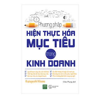 Phương Pháp Hiện Thực Hóa Mục Tiêu Trong Kinh Doanh ebook PDF-EPUB-AWZ3-PRC-MOBI