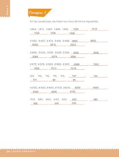 Respuestas Apoyo Primaria Desafíos matemáticos 3ro. Grado Bloque III Lección 36 El laberinto
