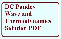 DC Pandey Waves and Thermodynamics Solution free PDF