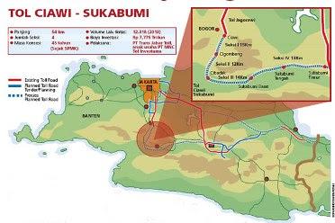 Loker surveyor untuk project Bogor-Ciawi-Sukabumi (Bocimi)