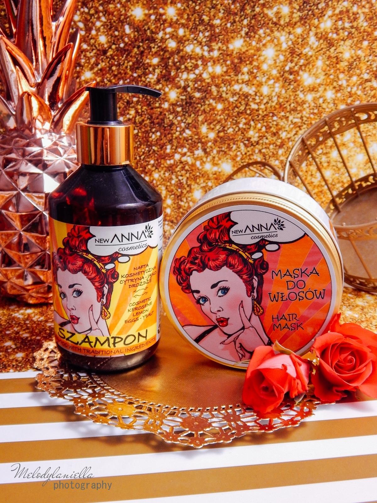 2 new anna cosmetics szampon z naftą kosmetyczną cytryną jajkiem i drożdżami maska do włosów z naftą kosmetyczną opinie recenzje szapon do włosow przetłuszczających się maska do włosów tłustych odrzywka-2