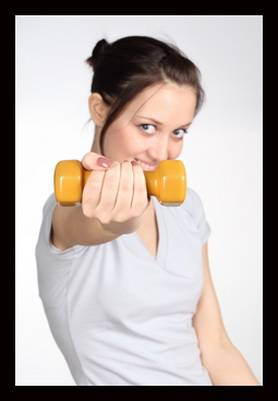 outset to be healthy don't be afraid to do weight