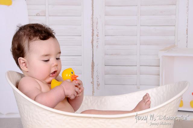 Photographe bébé  Aizenay, Les Sables d'olonne, La Tranche sur Mer