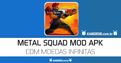 Metal Squad: Shooting Game v1.5.1 APK Mod