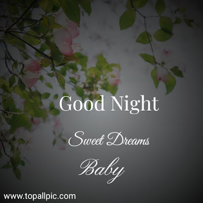Good Night Baby Sweet Dreams Images