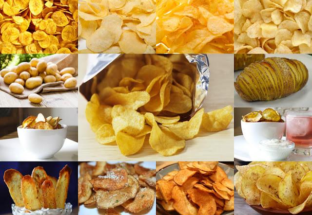 الشيبس أو رقائق البطاطس من أشهر المقبلات المحببة لدى الأطفال والكبار، تعلموا معنا طريقة عمل رقائق البطاطس (الشيبس) بطريقة سهلة وسريعة في المنزل!