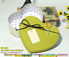 Box Kado Love Tali Korea