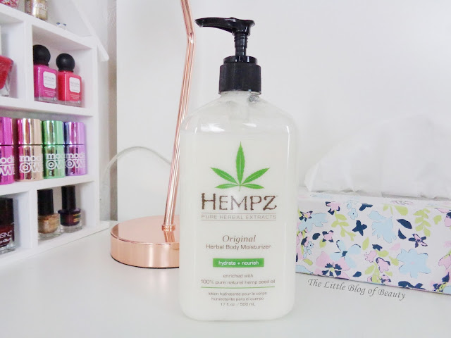 Hempz Original Herbal body moisturiser