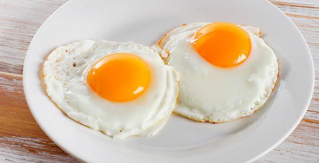 فوائد البيض للمصابين بارتفاع الكوليسترول في الدوم