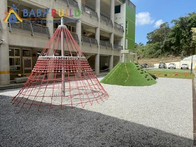 110年圳頭國小公立國民小學兒童遊戲場改善計畫財物採購案