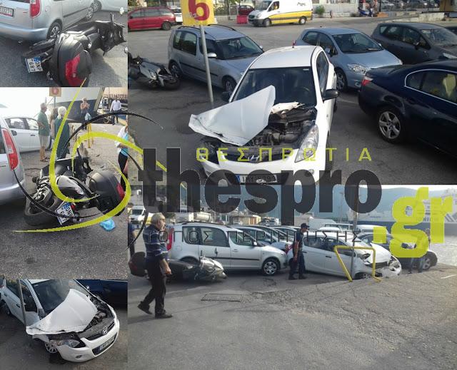 Πως έγινε το ατύχημα στο λιμάνι της Ηγουμενίτσας (ΦΩΤΟ+ΒΙΝΤΕΟ)