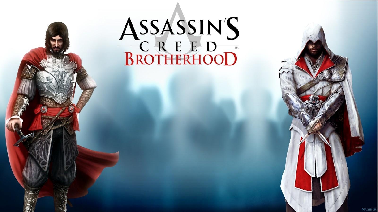 Assassins Creed Brotherhood Wallpaper: Assassin Creed Wallpapers