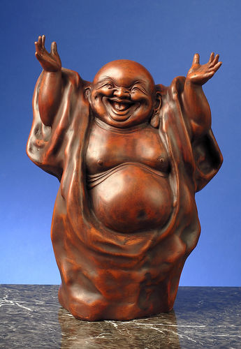 Pendencrystals: Laughing Buddha posture meanings