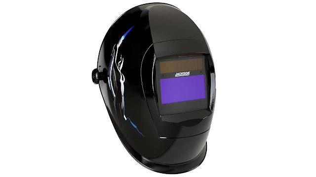 Jackson safety lightweight SmarTIGer Welding Helmet