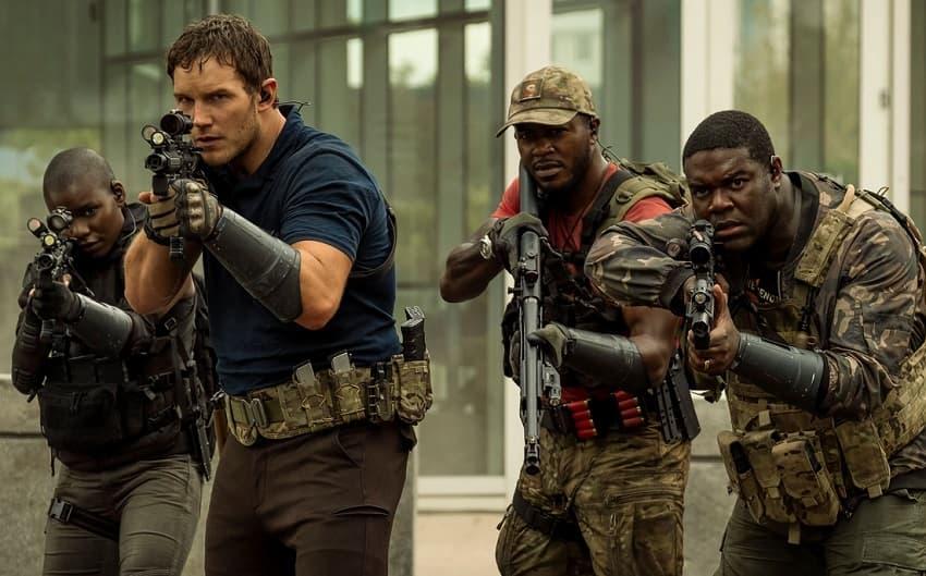 Amazon показал первый трейлер фантастического боевика «Война будущего»
