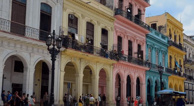 عاصمة كوبا