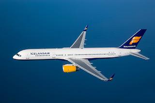 IcelandAir jet