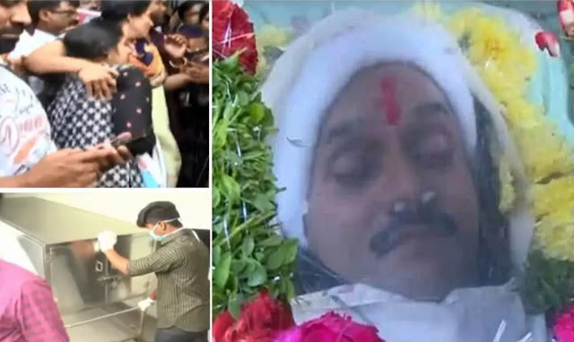 Vanu Madhav death