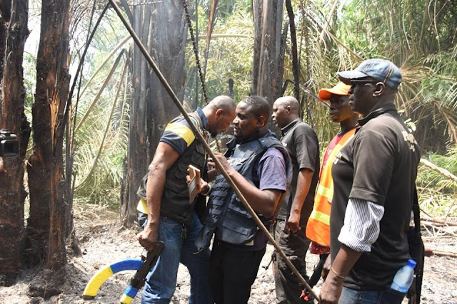 Police demolish criminal hideouts in Ishawo creeks, Arrests 13 suspected kidnappers, kills one
