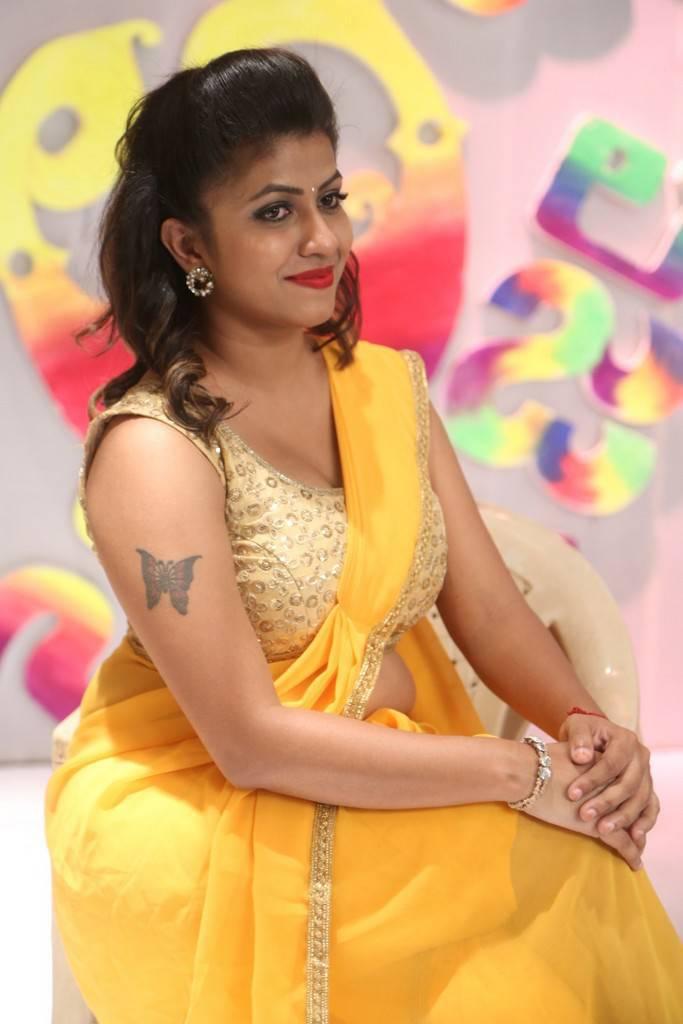 Geetanjali At Kobbari Matta Movie On Location Press Meet Stills