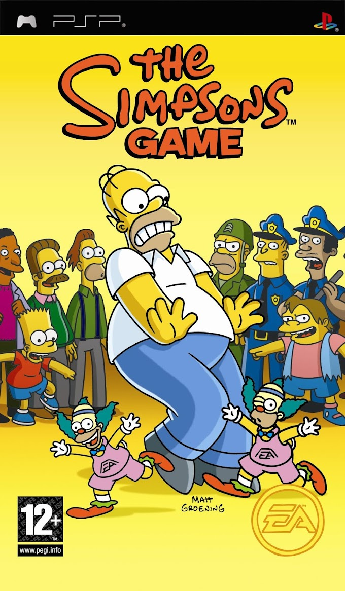 The Simpsons Game [Español]