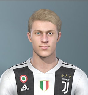 PES 2019 Faces Hans Nicolussi by Sofyan Andri