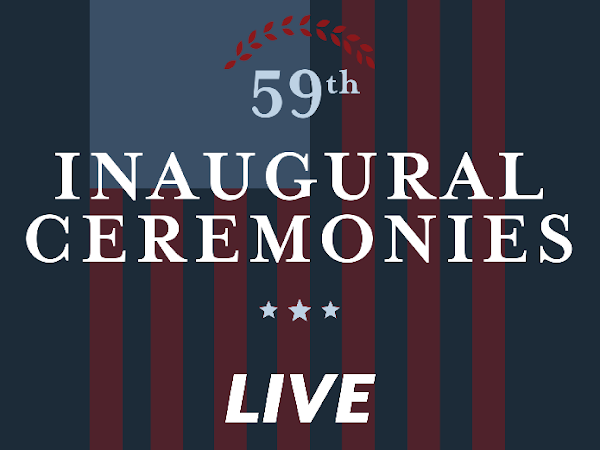 Biden -Harris Inauguration, Livestream, Speeches, Early Executive Orders Archive