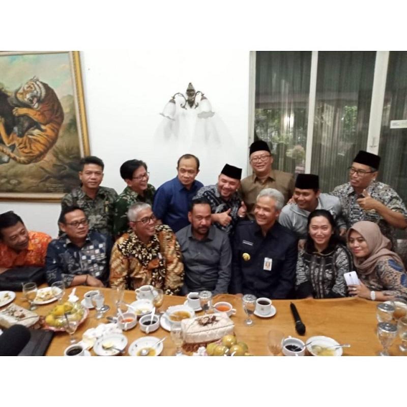 Komisi V DPRD Jabar Adakan Kunjungan Kerja Ke DP3AKB  Jateng