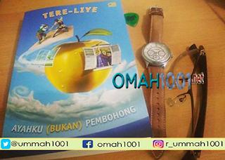 Ebook Gratis : Ayahku (Bukan) Pembohong Karya Tere Liye, Omah1001.net