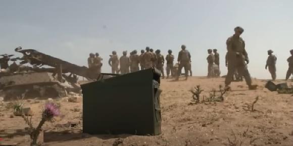 الجيش المغربي الصحراء البوليزاريو