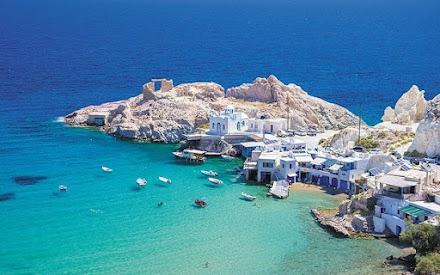 Η Μήλος αναδείχθηκε το καλύτερο νησί στον κόσμο για το 2021