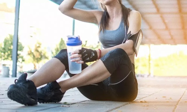 Here's 4 Ways Refuel And Rehydrate After A Summer Post Workout