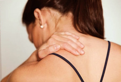 Pinched Nerve in Shoulder Blade