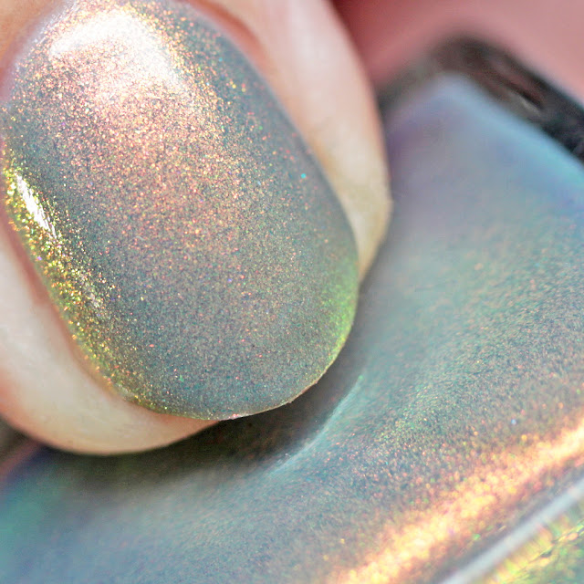 Lollipop Posse Lacquer Wonder for Reason