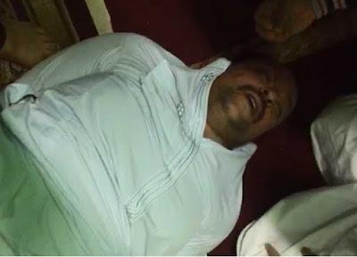 أنا المهدي المنتظر وخليفة الله في الأرض مريض نفسي يقتل إمام مسجد في الركعة الثانية بالهرم