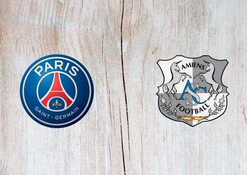 PSG vs Amiens SC -Highlights 21 December 2019