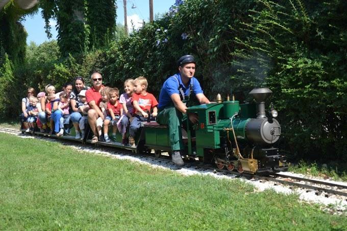 Közlekedésbiztonsági program is lesz a Vasúttörténeti Park gyereknapján